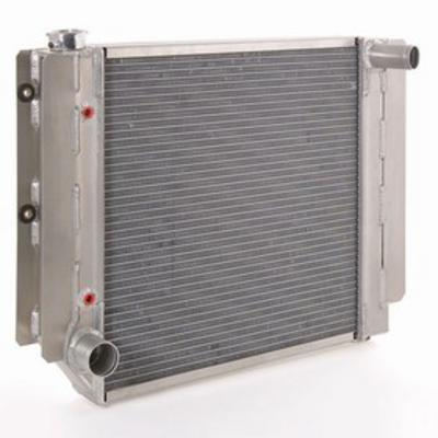 Be Cool Aluminum Conversion Radiator for GM V8 Engines with Automatic Transmission - 63033