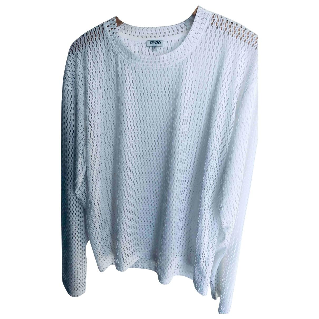 Kenzo \N White T-shirts for Men XL International
