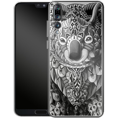Huawei P20 Pro Silikon Handyhuelle - Koala von BIOWORKZ