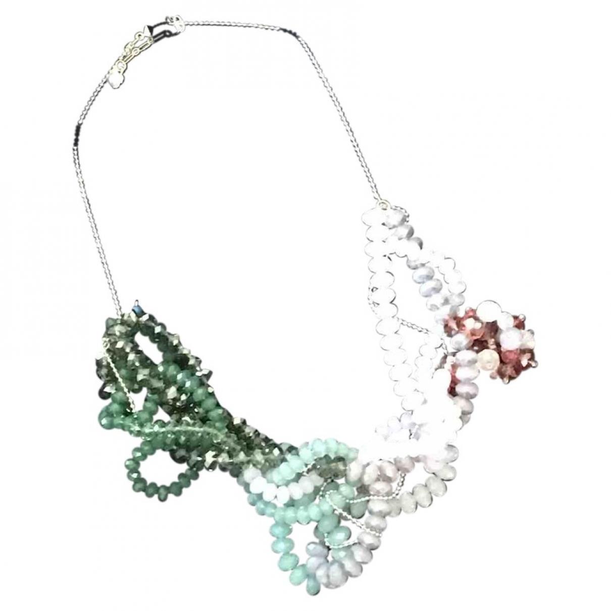 Swarovski \N Multicolour Silver necklace for Women \N