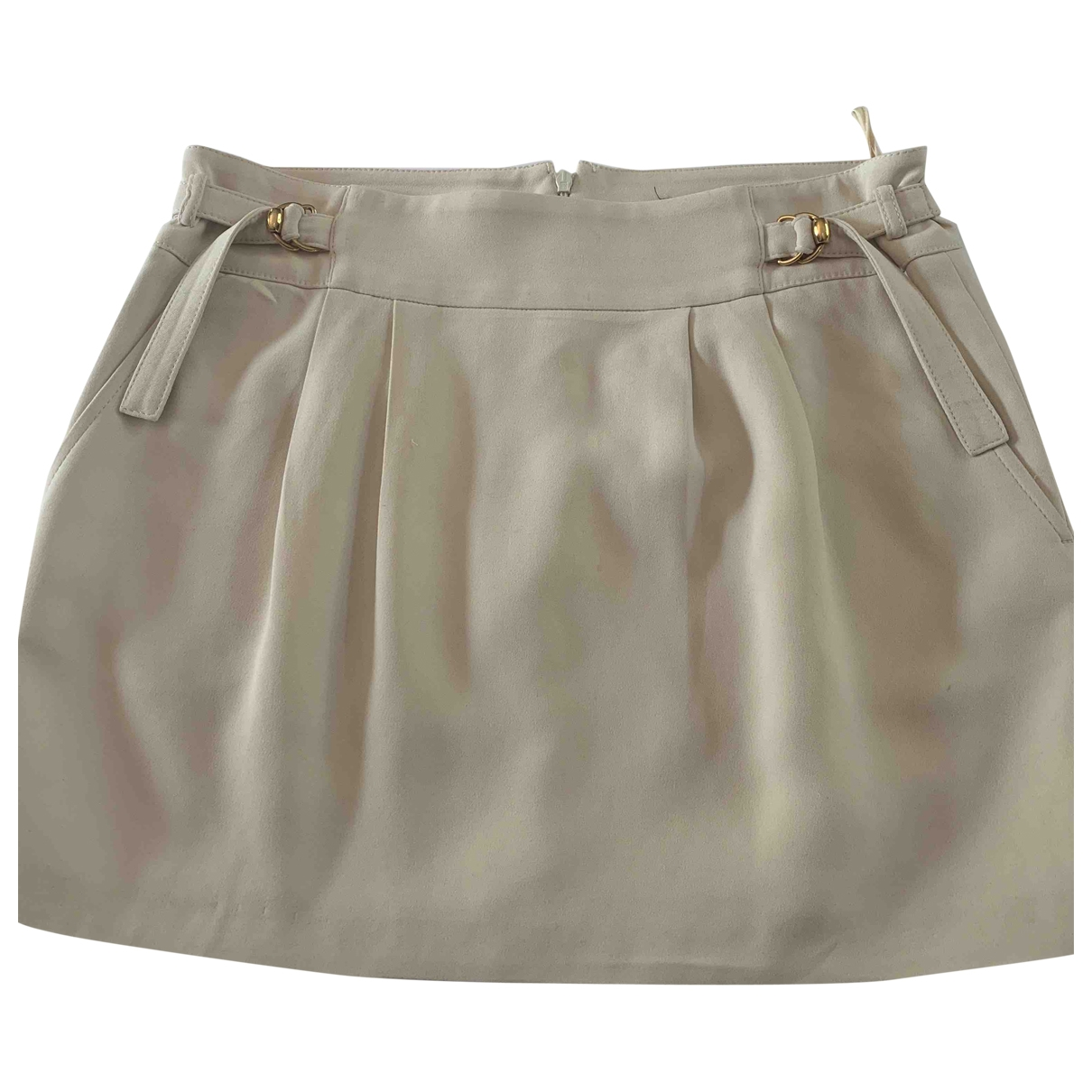 Gucci \N Beige skirt for Women 42 IT