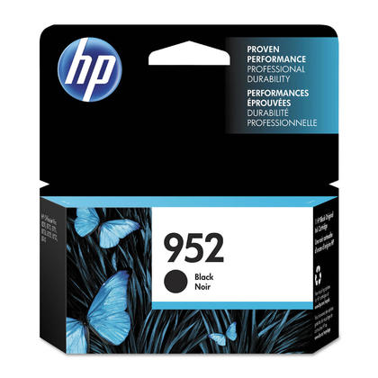 HP 952 F6U15AN Original Black Ink Cartridge