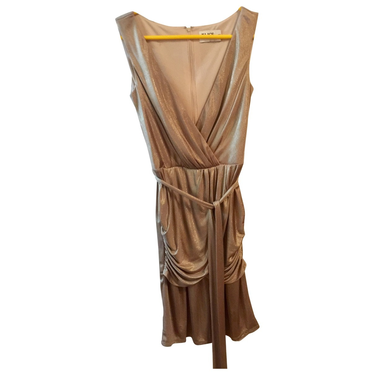 Alice By Temperley \N Gold dress for Women 8 UK