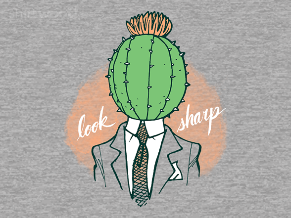 Look Sharp T Shirt