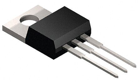 STMicroelectronics 45V 15 A, 30 A, Dual Diode, 3-Pin TO-220AB FERD30M45CT (50)