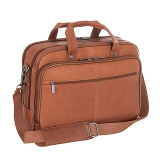 Kenneth Cole Reaction I Rest My Case Full-Grain Colombian Leather 15.4
