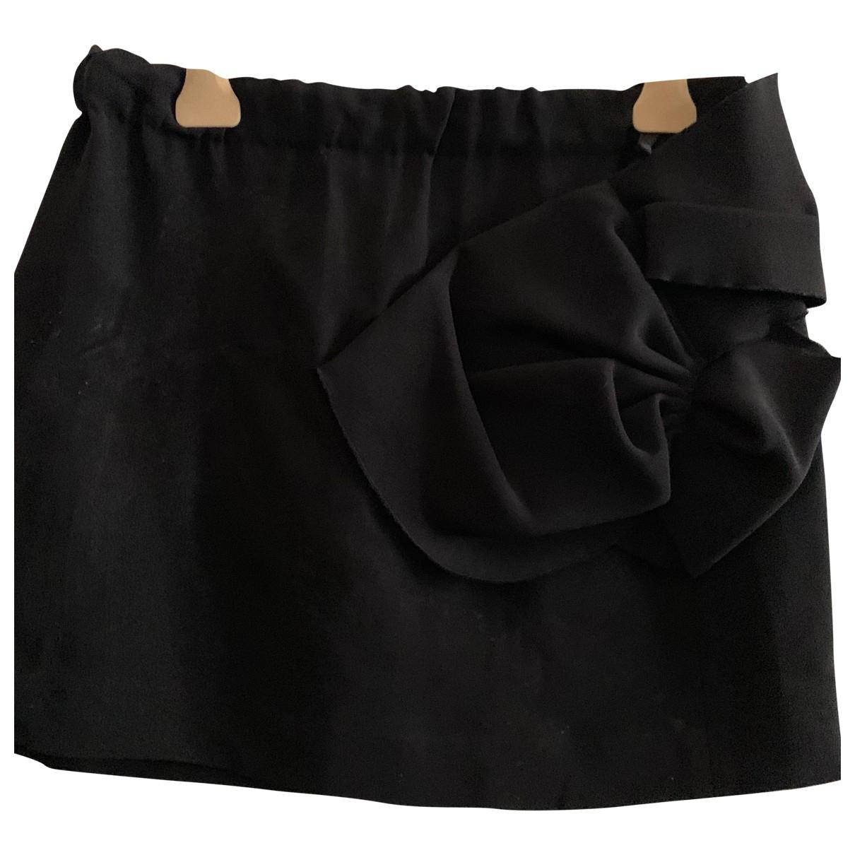 Miu Miu \N Black skirt for Women 44 IT