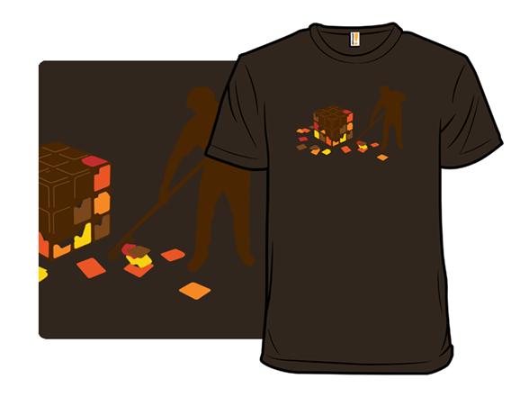 Fall Cubed T Shirt