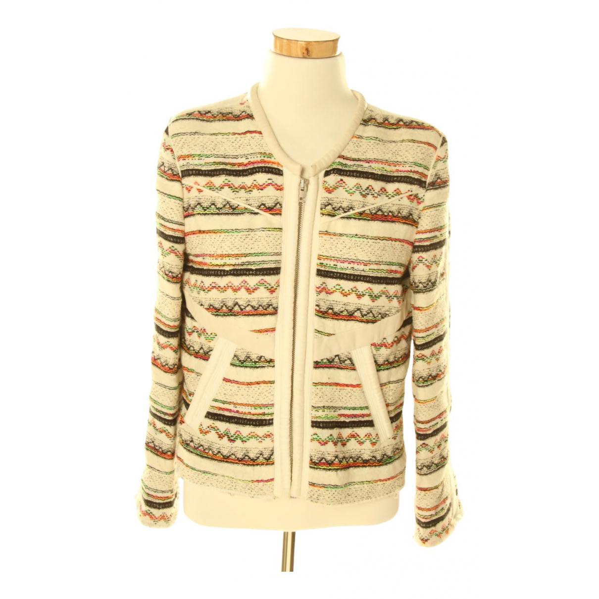 Iro - Blouson   pour femme en coton - multicolore