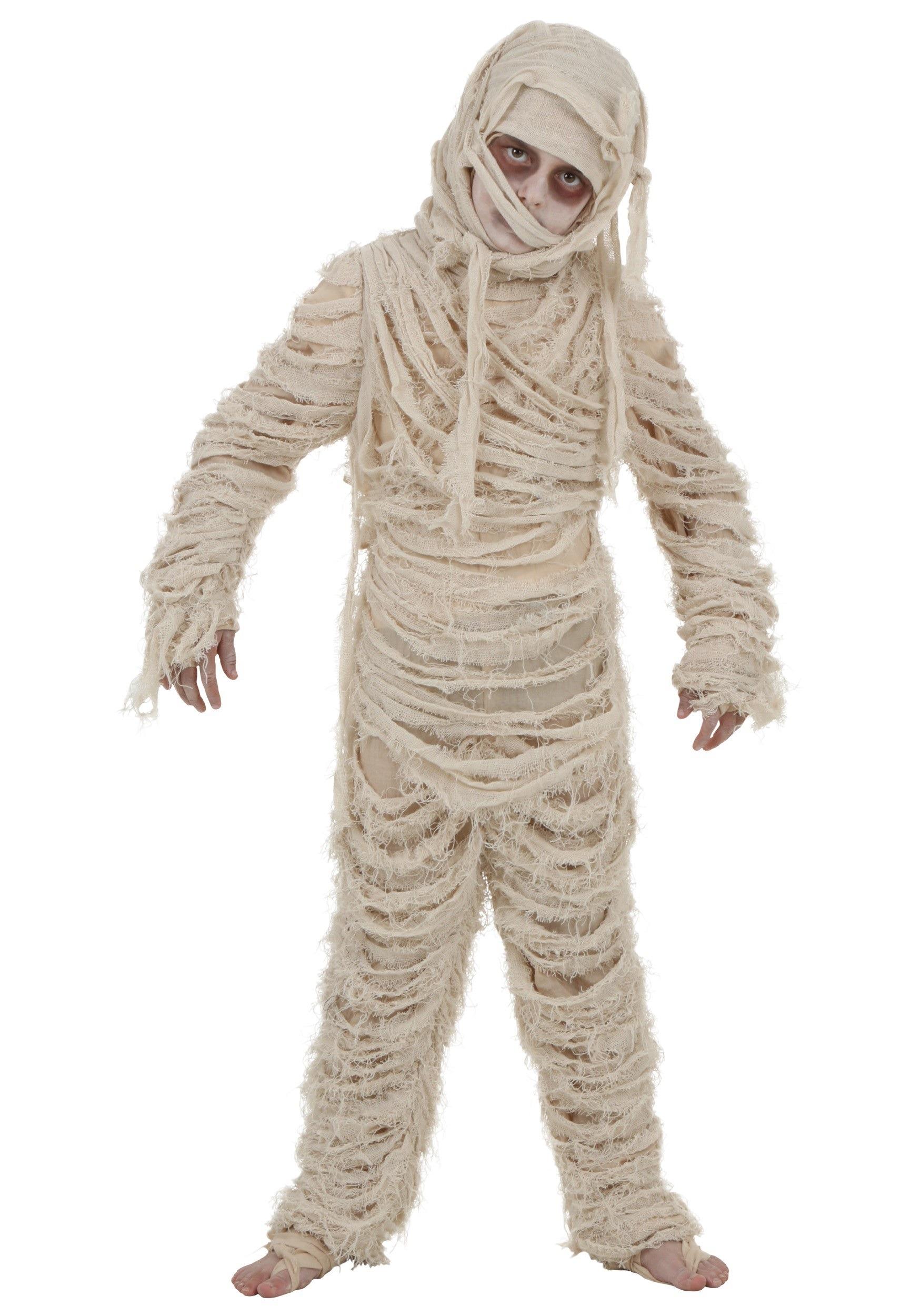 Mummy Costume for Boys   Original Halloween Costume