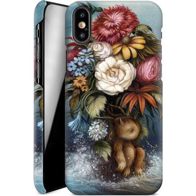Apple iPhone XS Smartphone Huelle - Hopeless Romantic von Dan May
