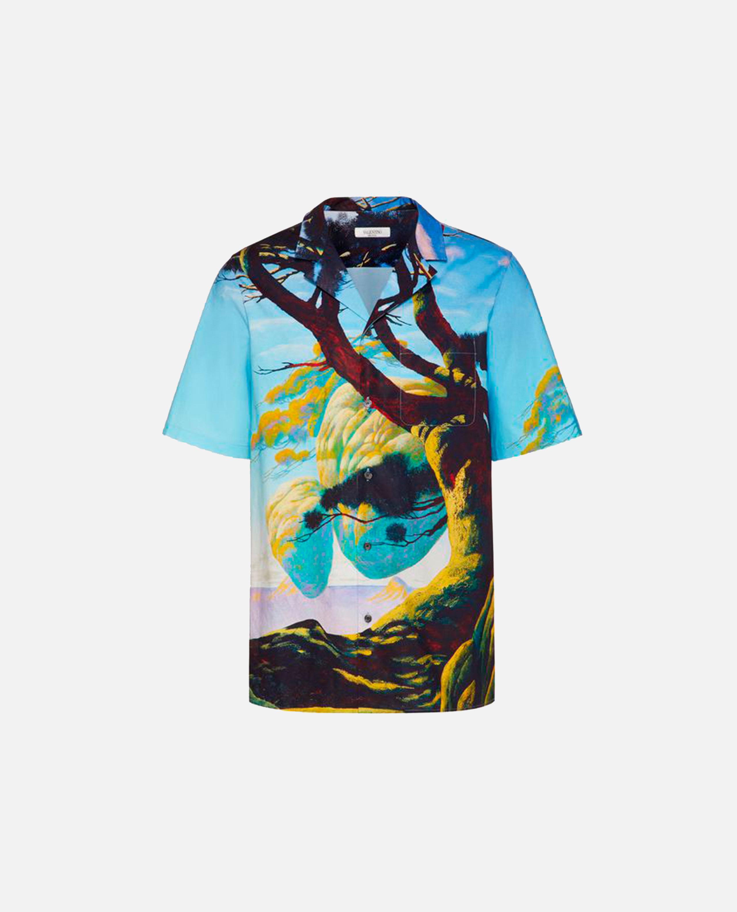 'Floating island' Shirt