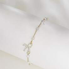 Armband mit Kristall Dekor