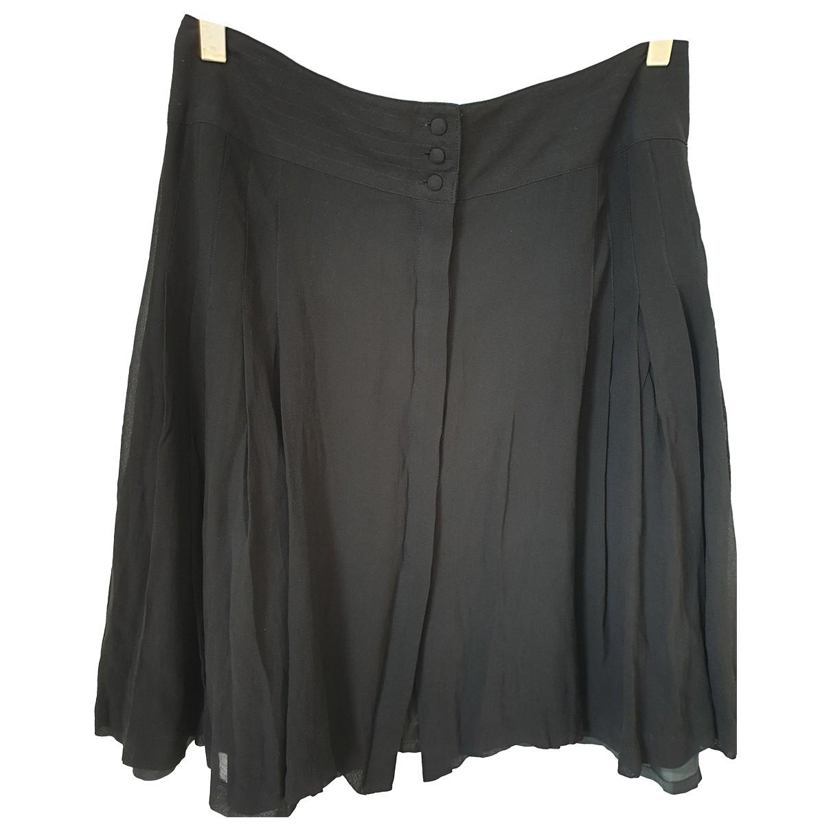 Mini falda de Seda Karl Lagerfeld Pour H&m
