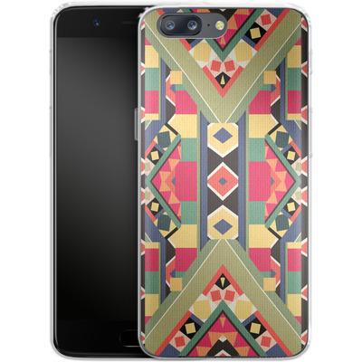 OnePlus 5 Silikon Handyhuelle - BOLD von Bianca Green