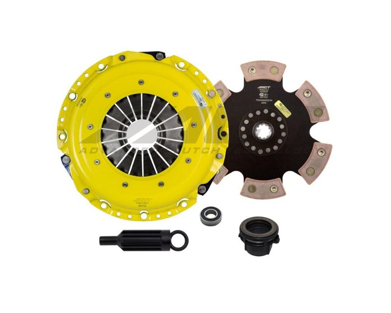 ACT BM9-XTR6 XT/Race Rigid 6 Pad Clutch Kit BMW M3 E46 01-06