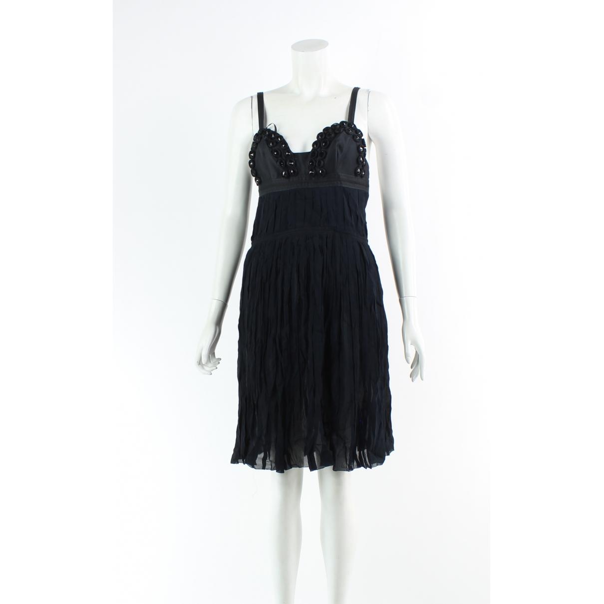 Prada \N Black Wool dress for Women 40 IT