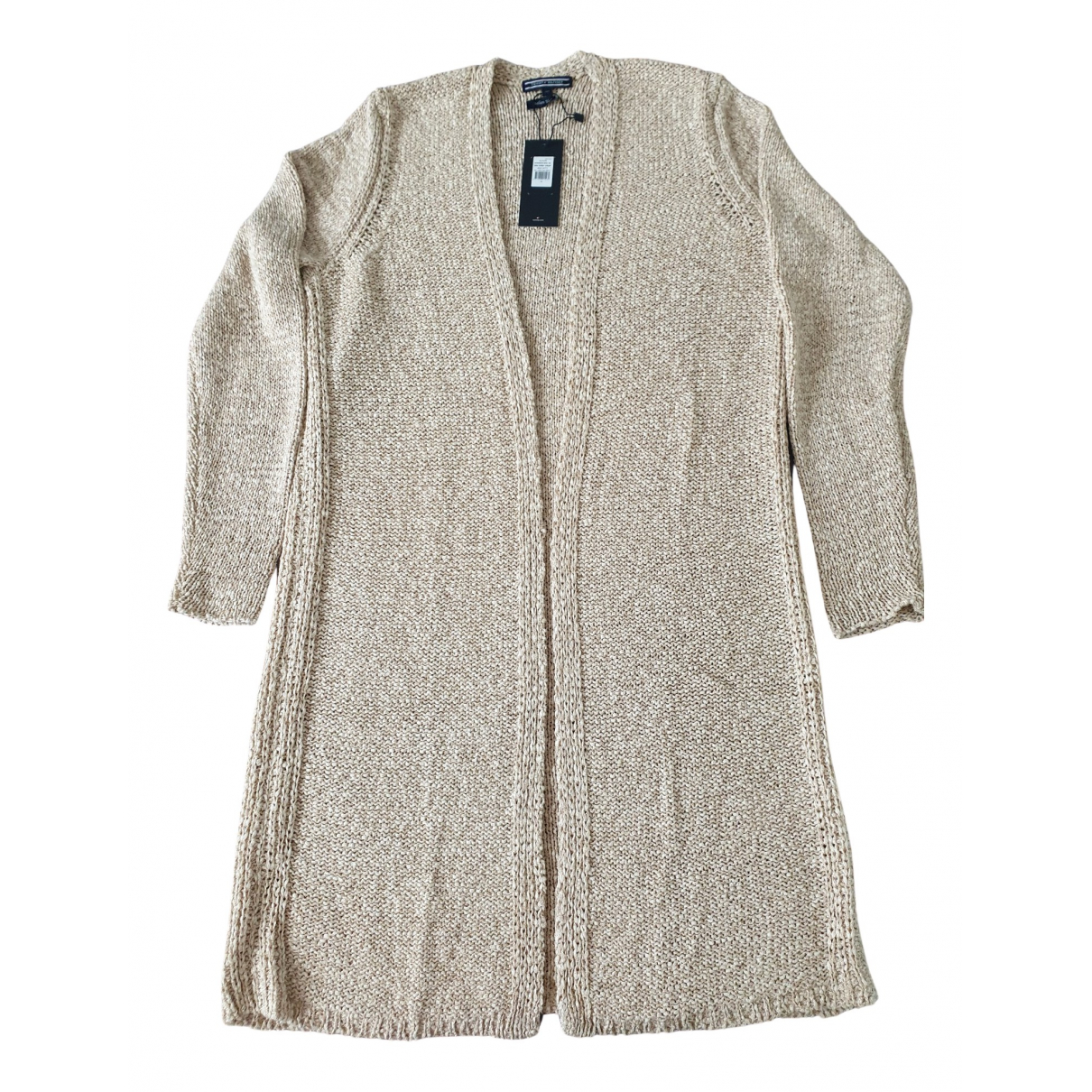 Tommy Hilfiger N Gold Cotton Knitwear for Women XS International
