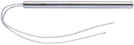 RS PRO Cartridge Heater, 1/2 in x 5in, 500 W, 120 V ac