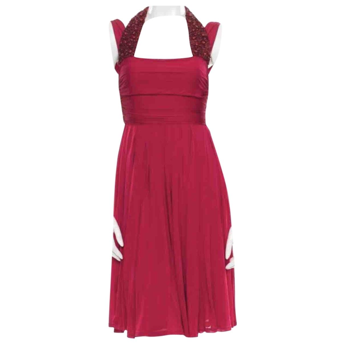 Celine - Robe   pour femme - rose