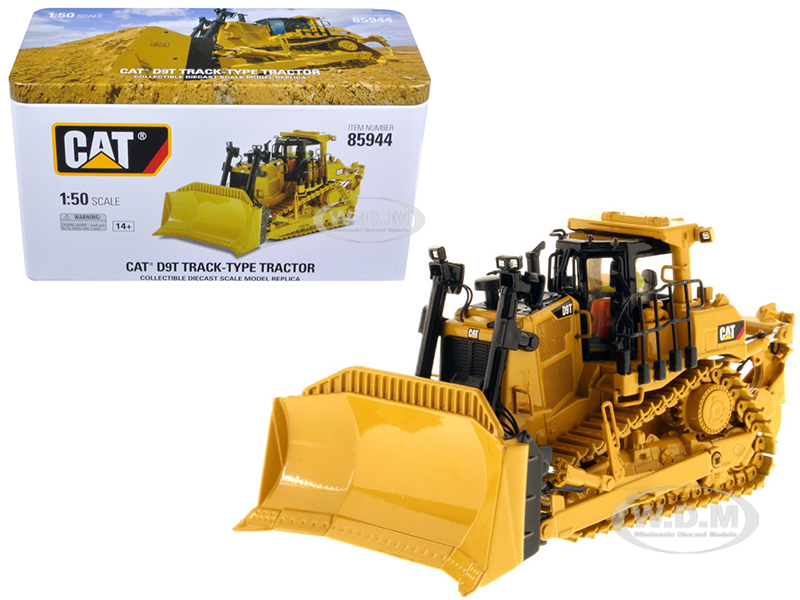 Cat Caterpillar D9T Track-Type Tractor with Operator