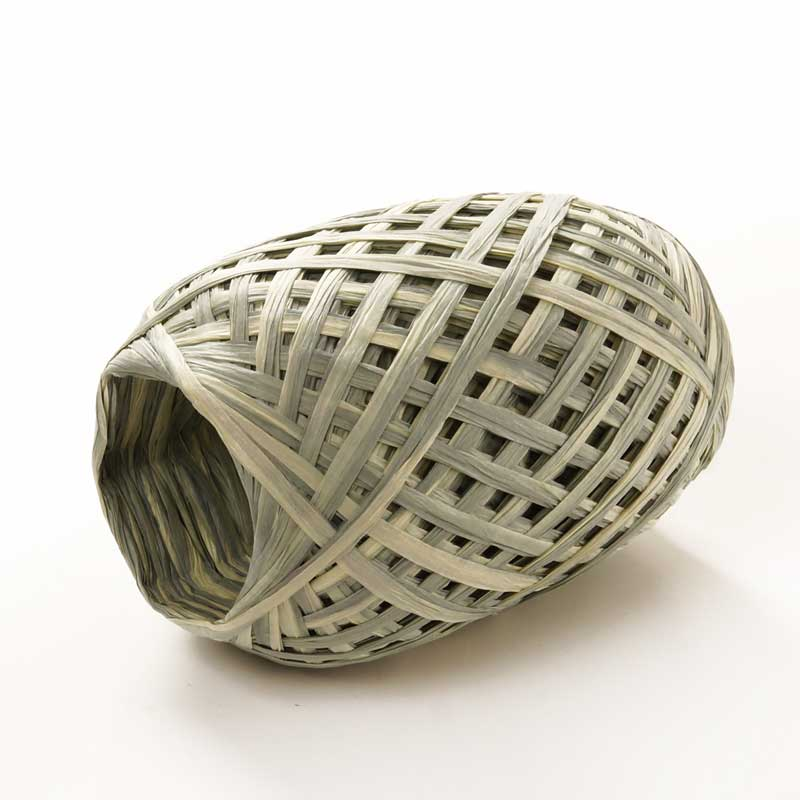 Colored 18mm X 100 Yards Sage Divine Paper Raffia by Ribbons.com