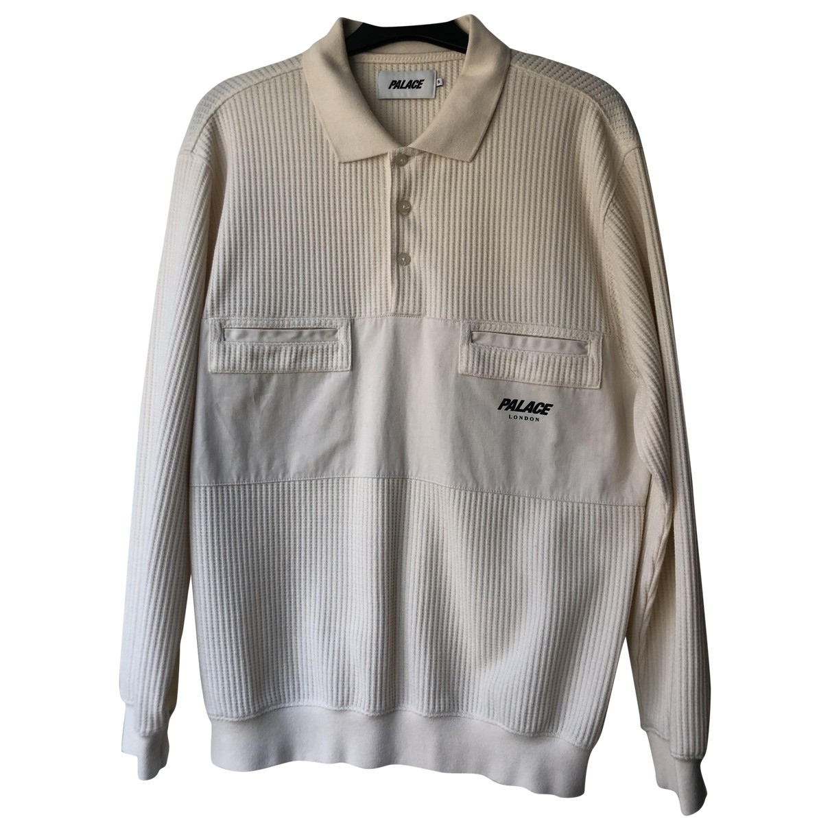 Pallas - Polos   pour homme en coton - beige