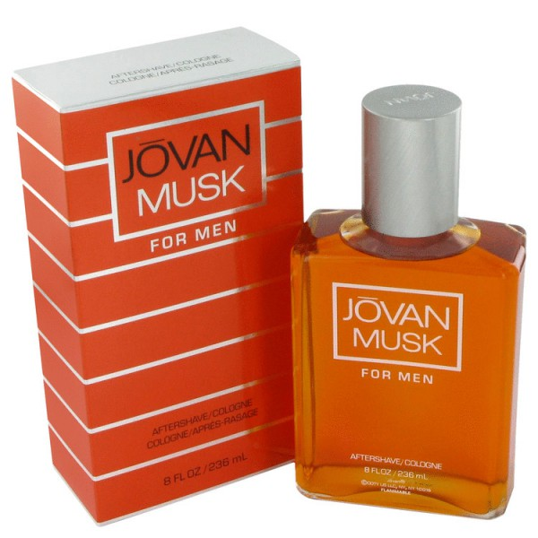 Jovan - Jovan Musk : After Shave 236 ML