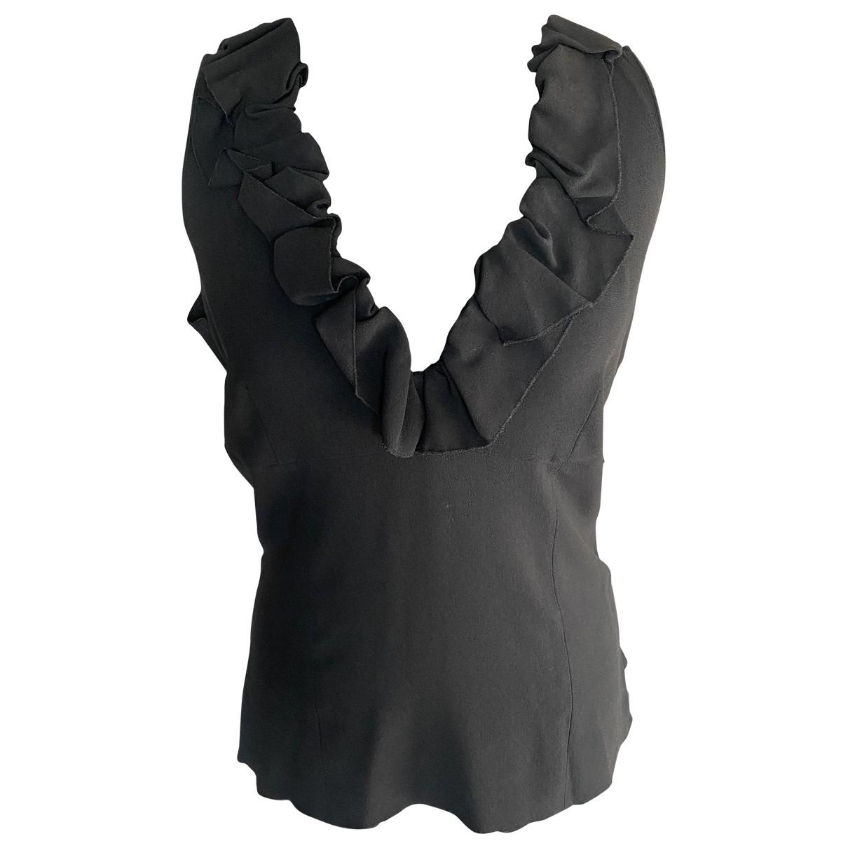 Prada - Top   pour femme - noir