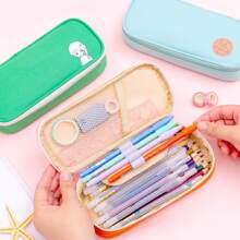 1pc Portable Pencil Bag