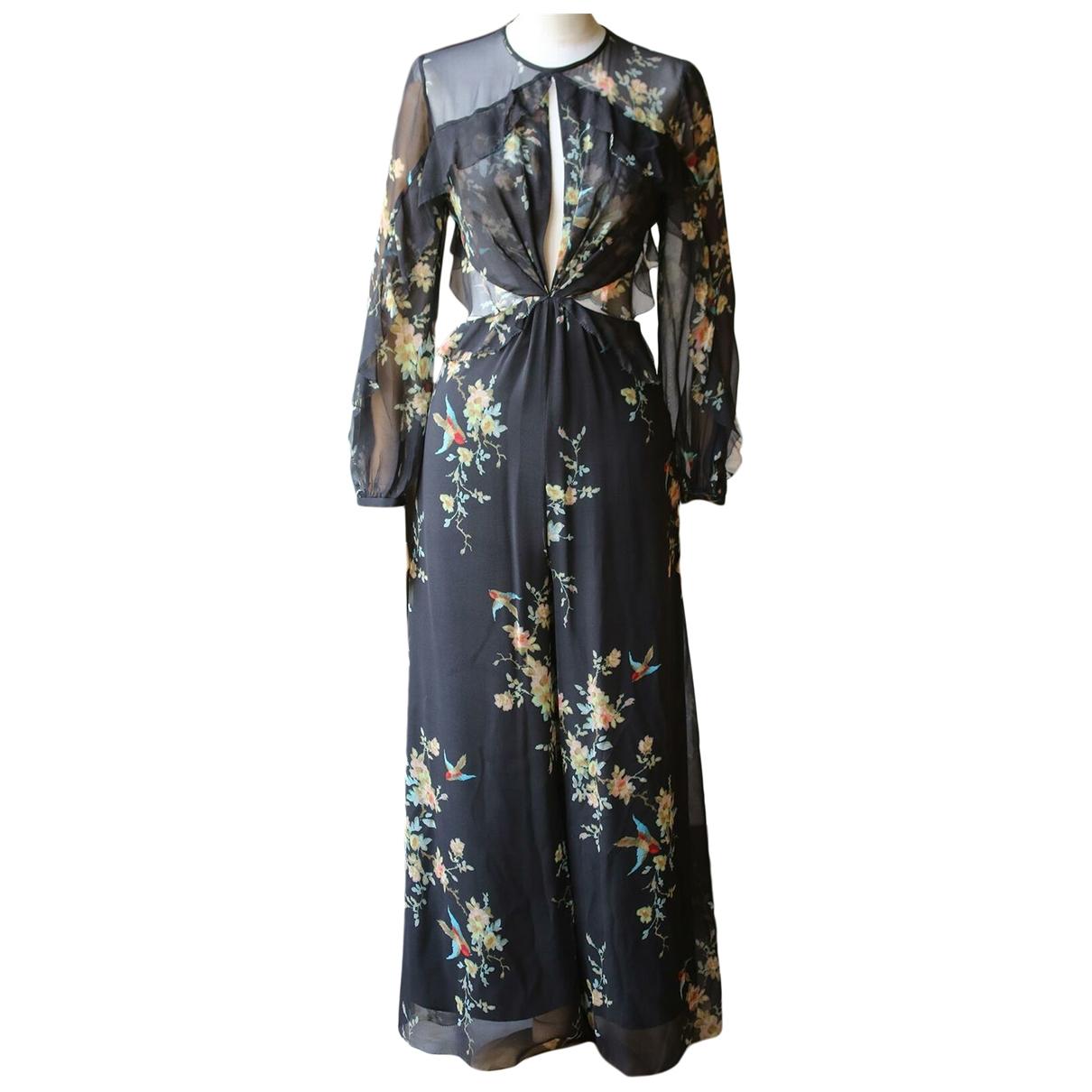 Zimmermann \N Multicolour Silk jumpsuit for Women 2 0-5