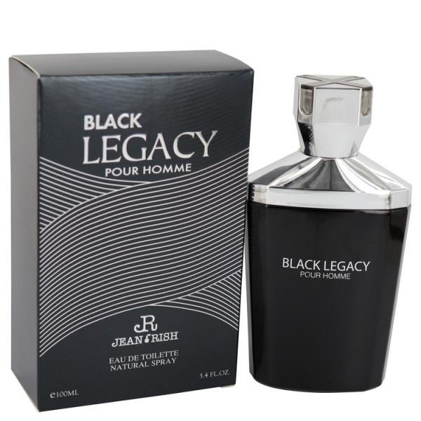 Black Legacy Pour Homme - Jean Rish Eau de toilette en espray 100 ml