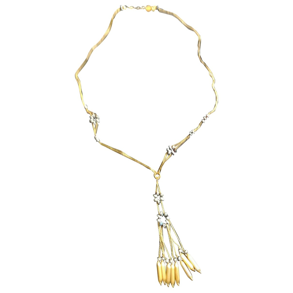 Gas \N Gold Metal necklace for Women \N