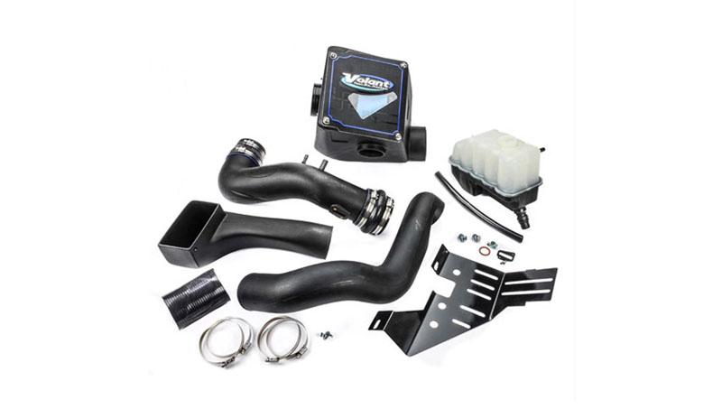 Volant Closed Box w/Cold Air Scoop Ford F-150 5.0L V8