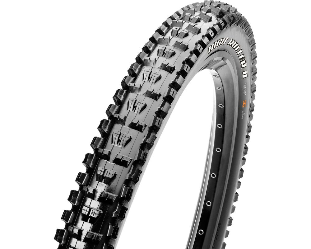 Maxxis Tire ETB85923000 High Roller II Tire 27.5X2.30 DC TT Folding