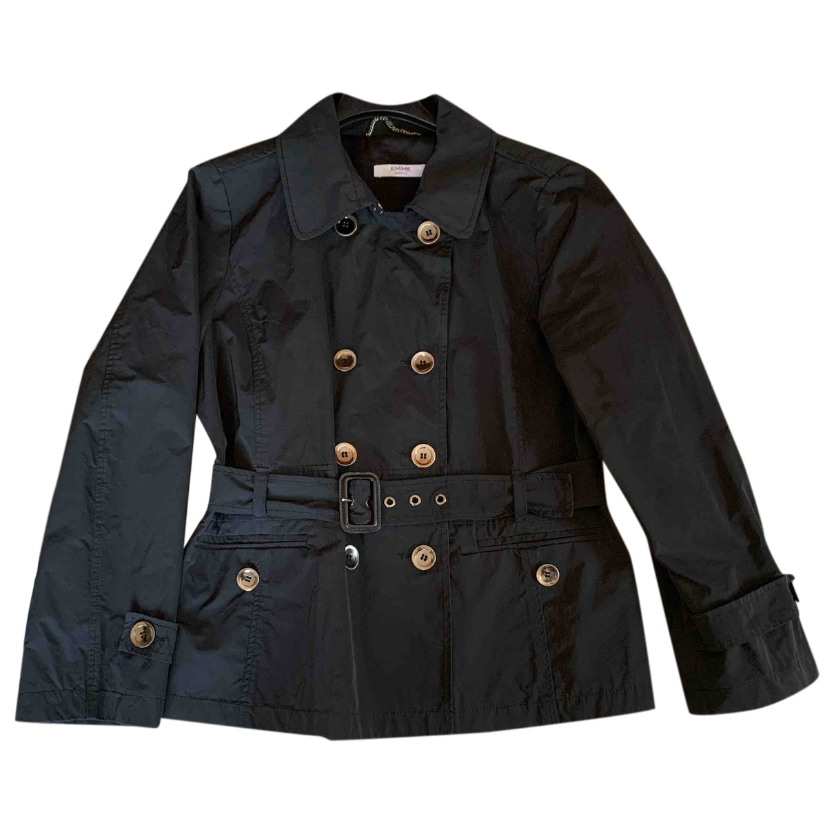 Marella \N Black jacket for Women 44 FR