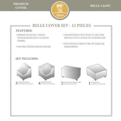 BELLE-12aWC Protective Cover