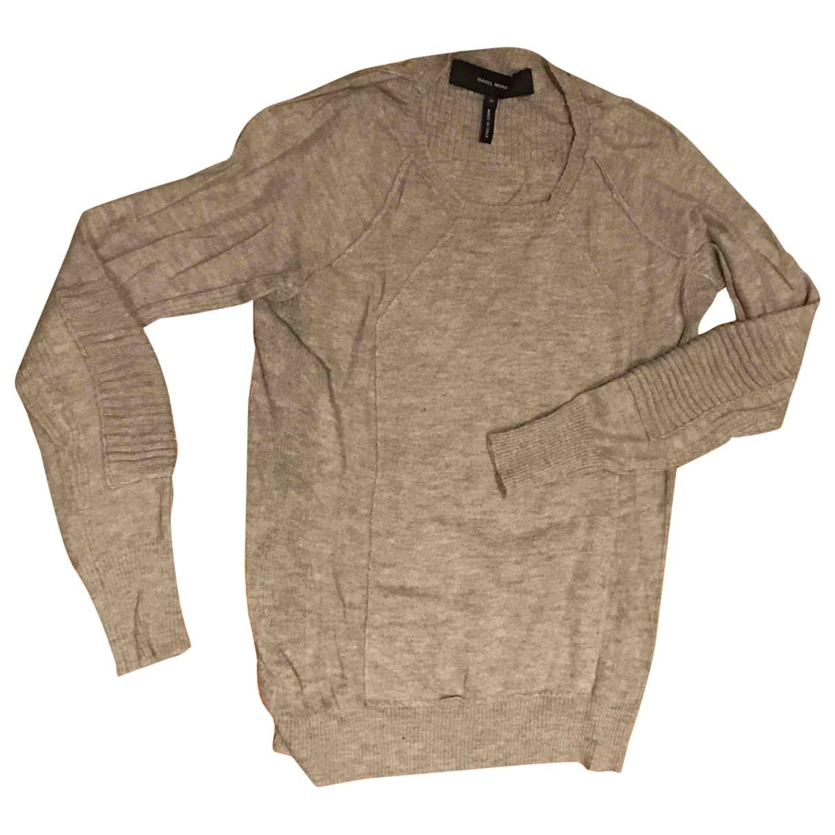 Isabel Marant \N Grey Knitwear for Women 36 IT