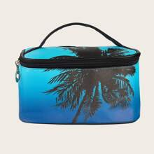 1pc Coconut Tree Makeup Bag