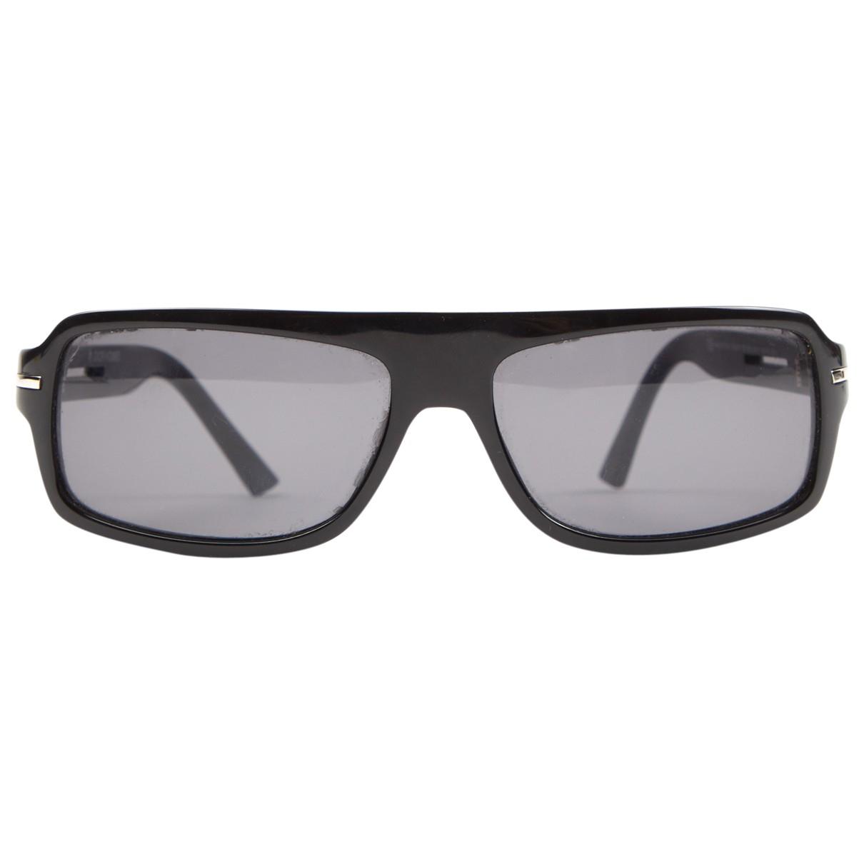 Dior Homme \N Black Sunglasses for Men \N