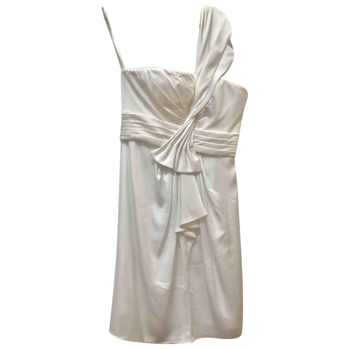 Bcbg Max Azria \N White dress for Women 2 US