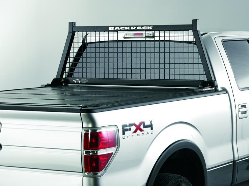 Backrack 10600 Safety Rack Frame Only, HW Kit Required