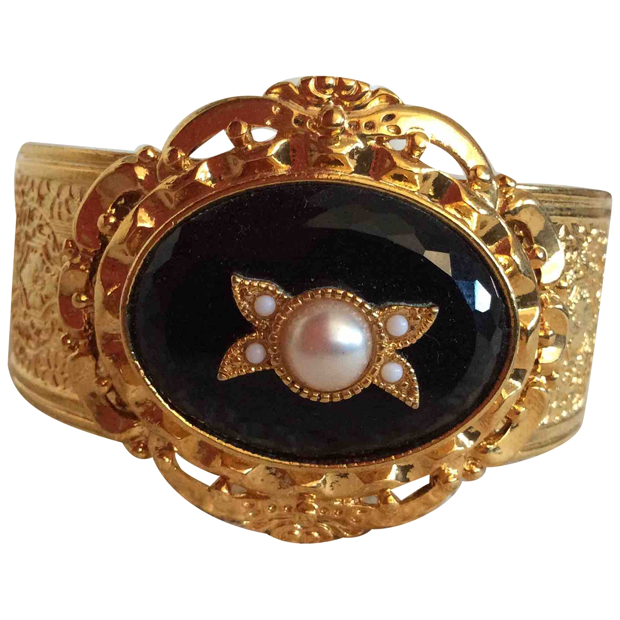 Uterque \N Armband in  Gold Metall