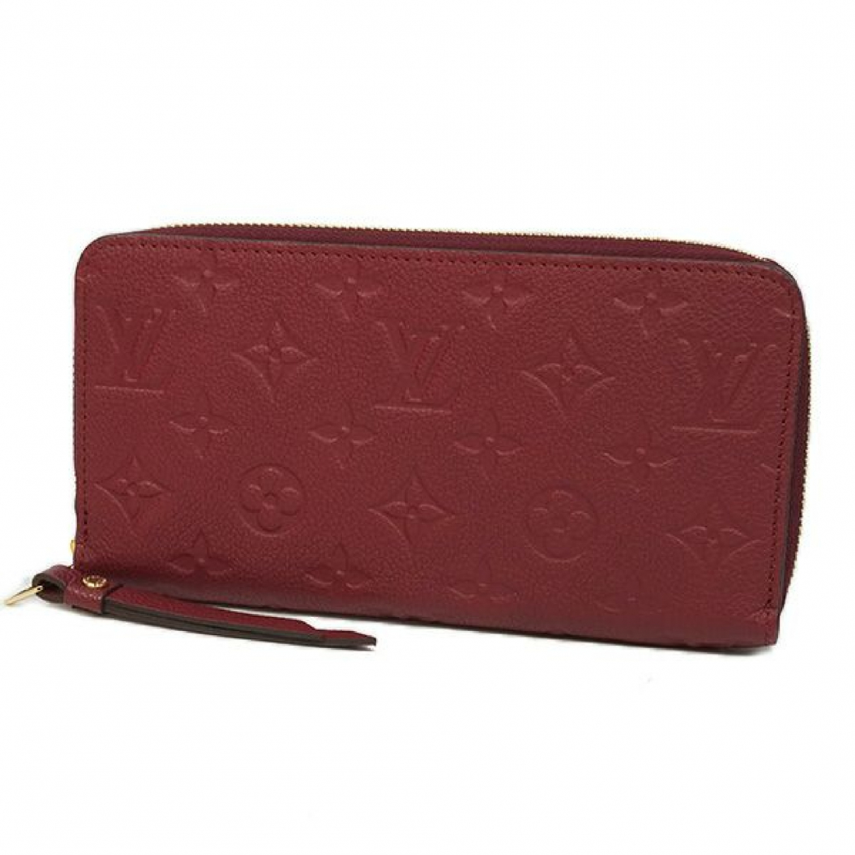 Cartera de Lona Louis Vuitton