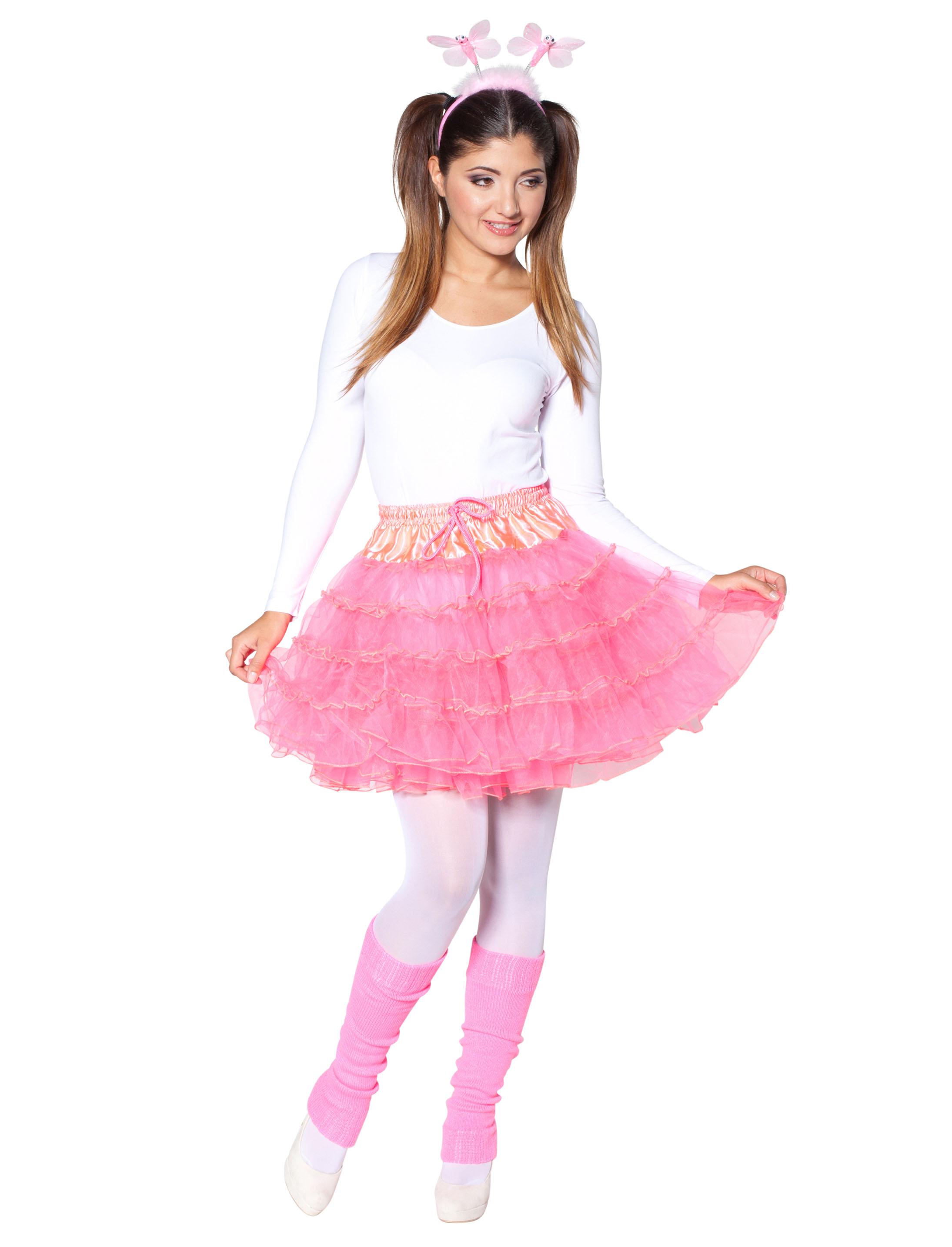 Petticoat de luxe pink