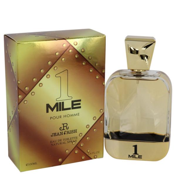 1 Mile Pour Homme - Jean Rish Eau de Toilette Spray 100 ml