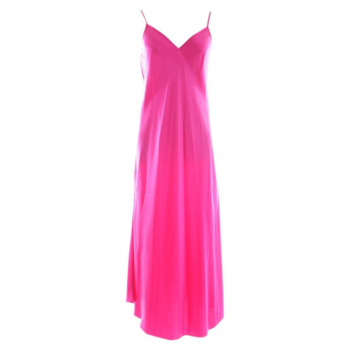 Ellery - Robe   pour femme en soie - rouge