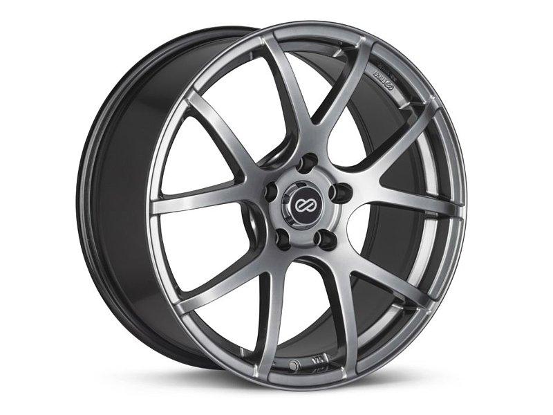 Enkei M52 Wheel 16x7 5x114.3 45mm Black