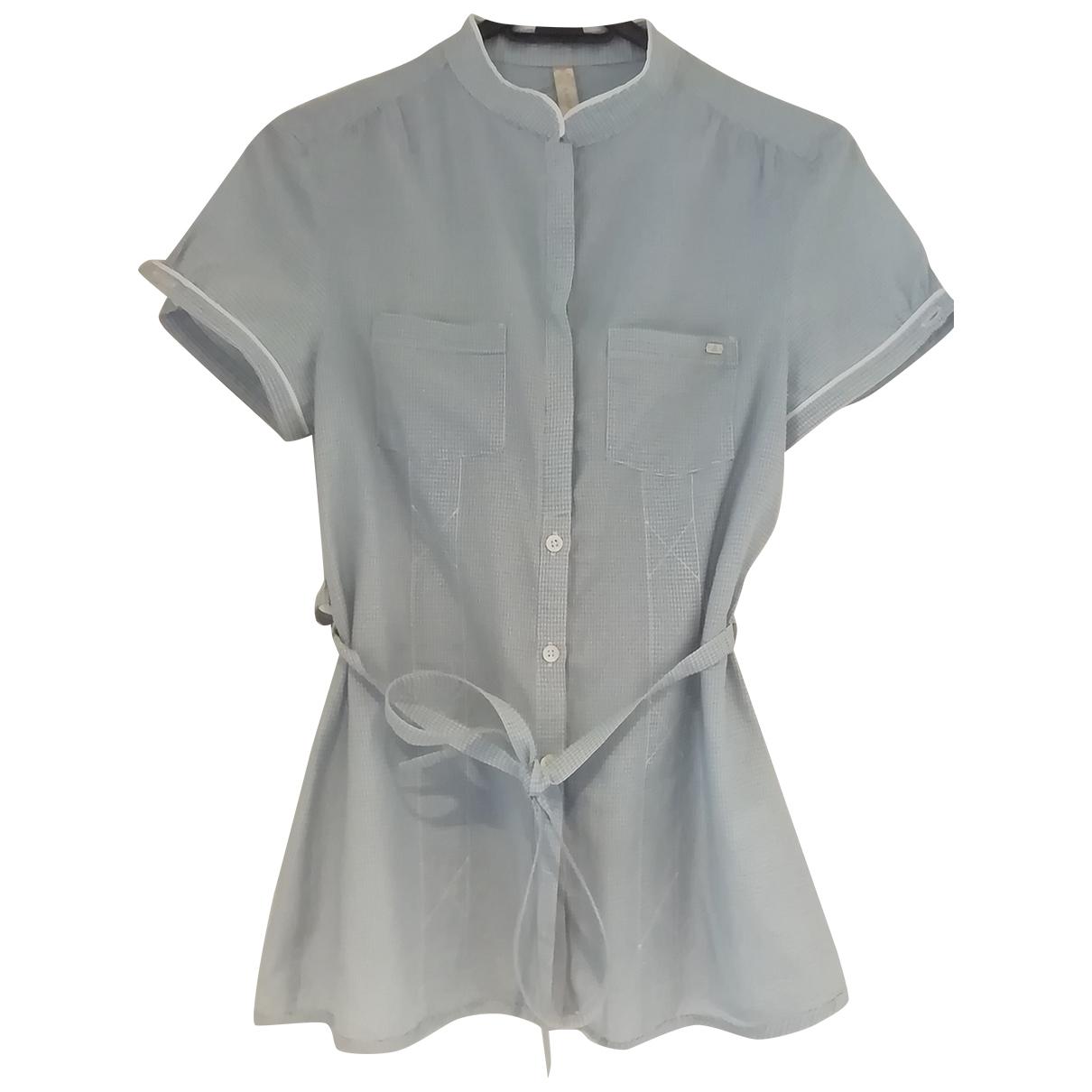 Peuterey - Top   pour femme en coton