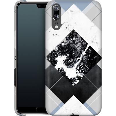 Huawei P20 Smartphone Huelle - Geometric Textures 5 von Mareike Bohmer